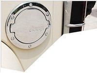 Wholesale Chroming Gas Fuel Tank Door Cap for