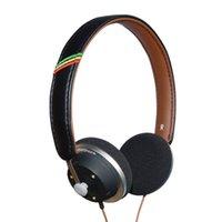 Wholesale KZ LP3 Stereo Sound Professional Headband Earphones Moving Coil Bass Headphones MP3 MP4 PS4 Headset