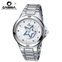 beauty secrets women - Luxury brand watches women dazzle beauty fashion grace womens quartz wrist watch stainless steel waterproof CASIMA