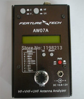 antenna analyzer ham radio - Ham radio shortwave radio HF UV MHZ band AW07A Antenna Analyzer