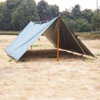 awning lights - Brand Outdoor Multi function Anti UV Super Light Sun Shelter High Quality Oxfords Beach Camping Tent Pergola Awning Canopy Tarp tenda