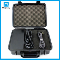 Wholesale HOT Majesty pelican dnail Temperature Controller Box pelican case dnail with coil heater DHL
