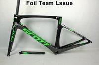 Wholesale 2016 new model foil full carbon road bike frame bicycle bike road bike frame fork seatpost clamp headset and