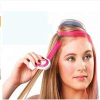 Wholesale Hot set Hair Chalk Powder Fashion Christmas DIY Temporary Wash Out Drop Shipping by DHL