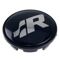 Cheap Wholesale 65mm R Logo Car Wheel Center Caps Emblem Auto Wheel Cover Hub Wheel Trim Cap Hubcap for Volkswagen VW 3B7601171 20 pcs