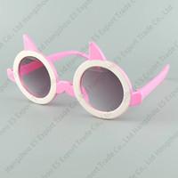 animation glass - Japan Animation Ultramen Shape Eyewear For Kids Convex Angles Cosplay Sunglasses Children Sun Glasses UV400 Colors Free Ship