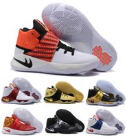 mens basketball shoes for cheap - 2016 Kyrie II Tie Dye Inferno Men Basketball Shoes Cheap Original Quality Kyrie2 For Mens Sports Sneakers Size