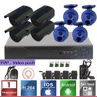 Wholesale FKH098 CH AHD L DVR eCloud HDMI P VGA BNC Output TVL CMOS LEDS Day Night IR cut Cameras IP66