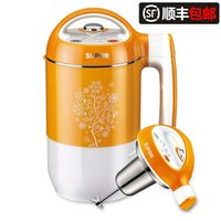appliance city - electrical City soybean milk machine double full steel full automatic juice Device Kitchen Appliances