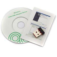 Wholesale High Speed mbps Wireless Mini USB WiFi Adapter n g b LAN Network Card Internet LED Indicator