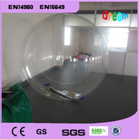 Wholesale m mm Inflatable Water Walking Ball Water balloon Zorb Ball Walking On Water Walk Ball Water Balloon