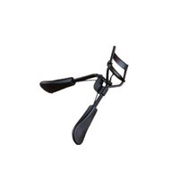 Wholesale Stainless Steel Eyelash Curler Antibacterial Handle Comfortable Elasticity With Black And Whiter Grips Beauty Makeup Tools