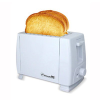 auto toaster - 750W Slice Toaster Stainless Steel Bread Toaster Electrical Bread Machine with Extra Wide Slot Auto Lift Lever for Daily Use