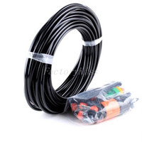 Wholesale 15m Hose x Drippers DIY Micro Irrigation Drip System Plant Garden Watering Kit