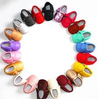 baby departments - 2016 explosion models tassel shoes candy department babies first walkers shoes babies shoes fashion low round cylinder unisex shoes