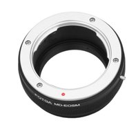 camera lens minolta - FOTGA Minolta MD Mount Lens To Canon EOS M M2 M3 EF M Mirrorless Camera Adapter