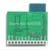 Cheap BTA-RX-A CSR Bluetooth Audio Receive Module  4.0  Speaker   Audio Conversion DIY speaker lcd adapter hose