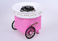Wholesale Freeshipping V Cotton Candy Maker Machine Vintage Retro Carnival Kids Hard Sugar