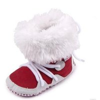 baby s boots - Foreign trade new toddle shoes Korean baby shoes baby boots fashion winter children s boots baby boots