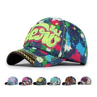 adult supplements - Threads of color matching hat in spring and summer Male ladies leisure supplement HENU sunshade baseball cap