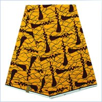 Wholesale best quality veritable dutch real wax hollandais wax african printed fabric cotton Nigeria