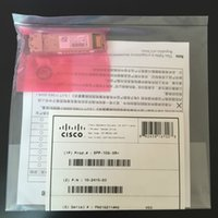 Wholesale FACTORY NEW SEALED GENUINECISCO SFP G SR GBASE SR BRAND TRANSCEIVER MODULE DHL