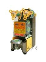 automatic cup sealing machine - electric seal machine Fully automatic sealing machine sl pearl milk tea machine laminator cup film coater