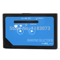 Wholesale Gemstone Heat Conductitify Selector Model Portable Diamond Gems Tester III Tool With Package Brand New Discount