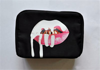 Wholesale Kylie Jenner Make Up Bag Birthday Collection Makeup Bag Kylie Lip Kit Bag High Quality
