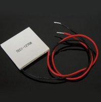 Wholesale TEC1 V Heatsink Thermoelectric Cooler Cooling Peltier Plate Module B00127 CADR