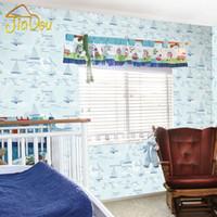 cheap pearl layer environmentally friendly 3d non woven wallpaper boy girl cartoon kids room buy environmentally friendly