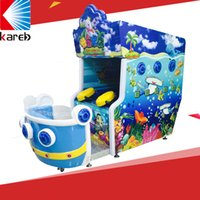 android coin - happy water war coin operated lottery machine