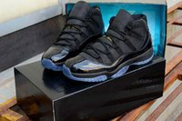 pvc leather - Gamma Blue Retro XI Basketball Shoes Running Shoes Mens Women Sports Shoes Discount Sports Shoes Leather Basketball Shoes