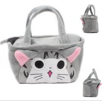 Wholesale Cute girl handbag Shoulin bags gift bags shopping bags student canteen lunch bags bags bags gift bags holiday