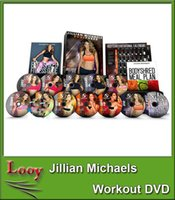 Wholesale 2016 Jillian Michaels Body shred Dance Workout The End of Exercize By shawn Fitness workout disc by DHL