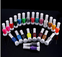 Wholesale 24 Colors Ways Nail Art Brush Nail Pen Varnish Polish Nail Tools Set