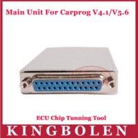 Wholesale 2016 High Quality ECU Chip Tunning Carprog Main Unit Fit For Car Prog V7