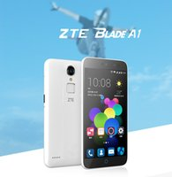 android phone deals - Flash Deal ZTE Blade A1 C880A Fingerprint ID Cellphone MTK6735 Quad Core Android G RAM GROM Smartphone quot Mobile Phone orders