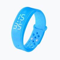 auto silicone wristband - Mance New Fashion Design W6 Sports Health Pedometer Smart Wearable Wristband Wristband Watch Bracelet Hot Sale