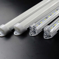 Wholesale 5pcs W LED Bar U Groove Light CM LED Rigid Strip DC V LED Tube Hard LED Strip
