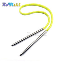 belt tips - 1pcs quot Steel Paracord Needle With Screw Thread Shaft Tip Stiching Needle Fid For Kniting Weaving Pracord Bracelet Belt