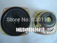 Wholesale 2pcs New inch Woofer Pot Bubble Rally Cap Loudspeaker Ohm W Speaker R W Acoustic Components