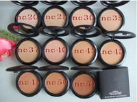 beauty foundation pieces - 6 Pieces Set Foundation Face Studio Fix Powder Professional Beauty NC20 NC25 NC30 NC35 NC37 NC40 NC42 NC43 NC45 NC47 NC50 NC55