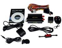 Cheap Coban Car GPS Tracker system GPS GSM GPRS Car Vehicle Tracker Device TK103 SD Card Slot
