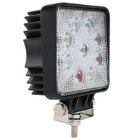 Wholesale 4 Inch W Flood LED Work Light Lamp V V DC Tractor Truck Car SUV Offroad Auto Spot Lamp