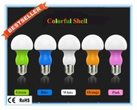 Wholesale Durable Smart High CRI Bluetooth Mushroom w VLed Bulb of Colorful shell with Nice Package