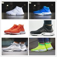 army fabric - 2016 Airs Presto BR QS Women Mens Running Shoes Top quality III Fashion Casual Walking Sports Sneakers Size