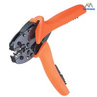 Wholesale FSA YJ mm2 TOOLS Super strength saving mini type crimping plier price made in China Zhejiang
