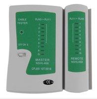 Wholesale Fashion Hot RJ45 RJ11 RJ12 CAT5 UTP Network LAN USB Cable Tester Remote Test Tools