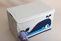 backpack units - Cute Animals Chest Toy Storage Bin Container for Kids Pet Toys and Deluxe Pounding Bench Children Home Box Units Solutions